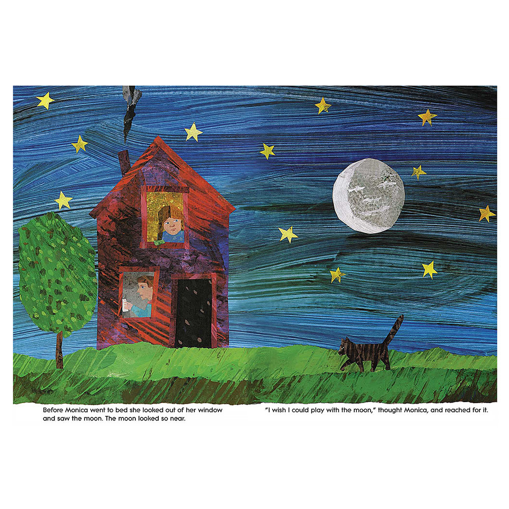 Papa, Please Get the Moon for Me - Board Book
