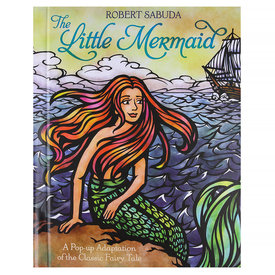 Simon & Schuster The Little Mermaid Pop Up