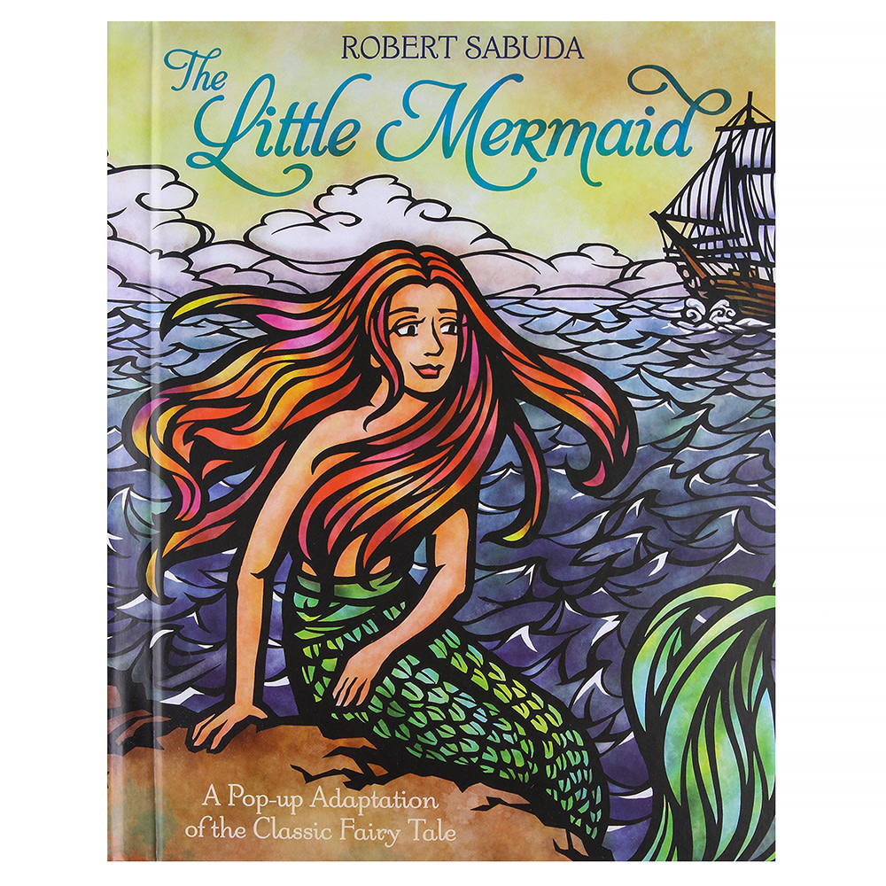 Simon & Schuster The Little Mermaid Pop Up
