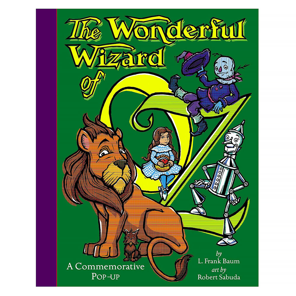 Simon & Schuster The Wonderful Wizard of Oz A Commemorative Pop-up
