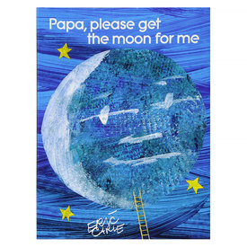 Simon & Schuster Papa, Please Get the Moon for Me - Board Book