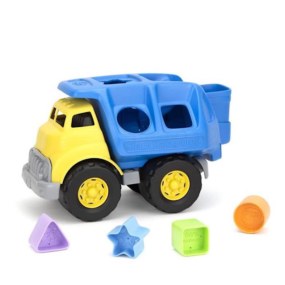 Green Toys Green Toys Shape Sorter Truck