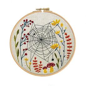 budgiegoods Little Truths Studio - Woven Embroidery Kit