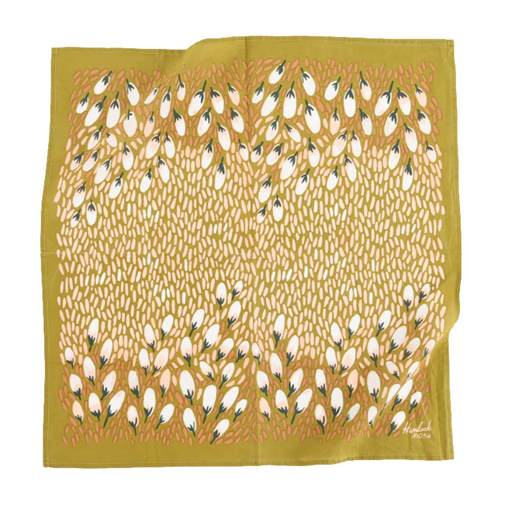 Hemlock Bandana - No. 054 Autumn