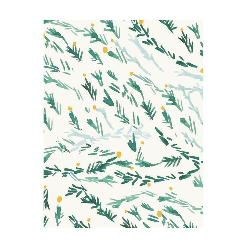 Mr. Boddington's Studio Heather Branches Petite Card