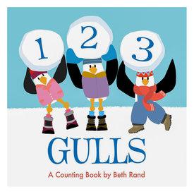 Islandport Press 123 Gulls Board Book