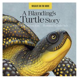 Islandport Press A Blanding's Turtle Story - Board Book