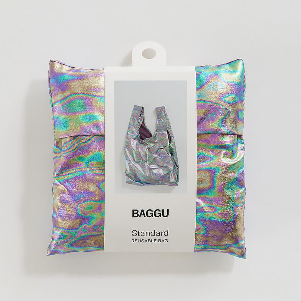 Baggu Standard - Rainbow Metallic