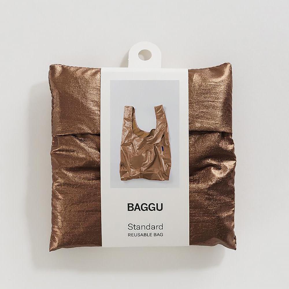 Baggu Standard - Copper Metallic