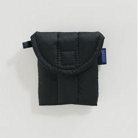 Baggu Baggu Puffy Earbuds Case - Black