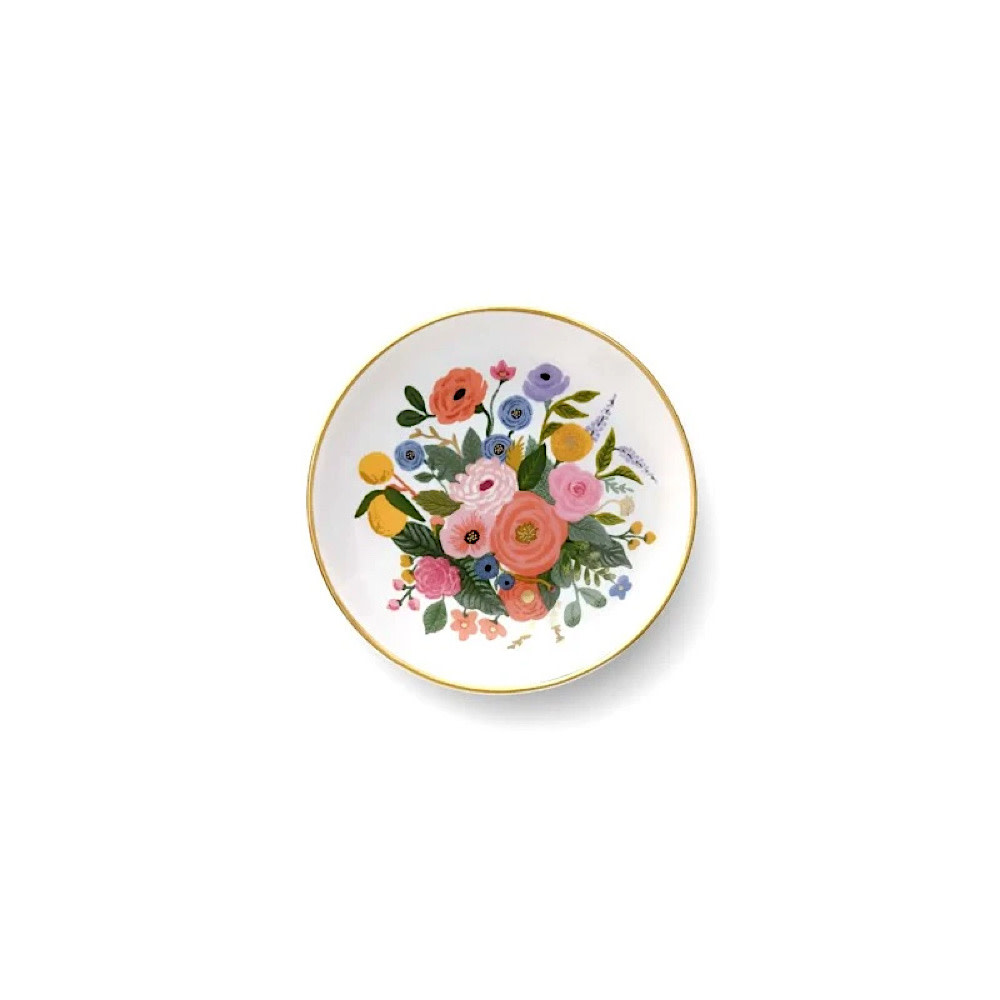 Rifle Paper Co. Ring Dish - Garden Party Bouquet