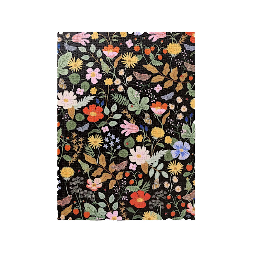 Rifle Paper Co. Jigsaw Puzzle - 500 Pieces - Strawberry Fields
