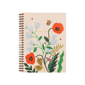 Rifle Paper Co. Rifle Paper Co. Spiral Notebook - Iceland Poppy Botanical