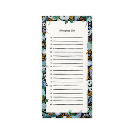 Rifle Paper Co. Rifle Paper Co. Market Pad - Garden Party Blue