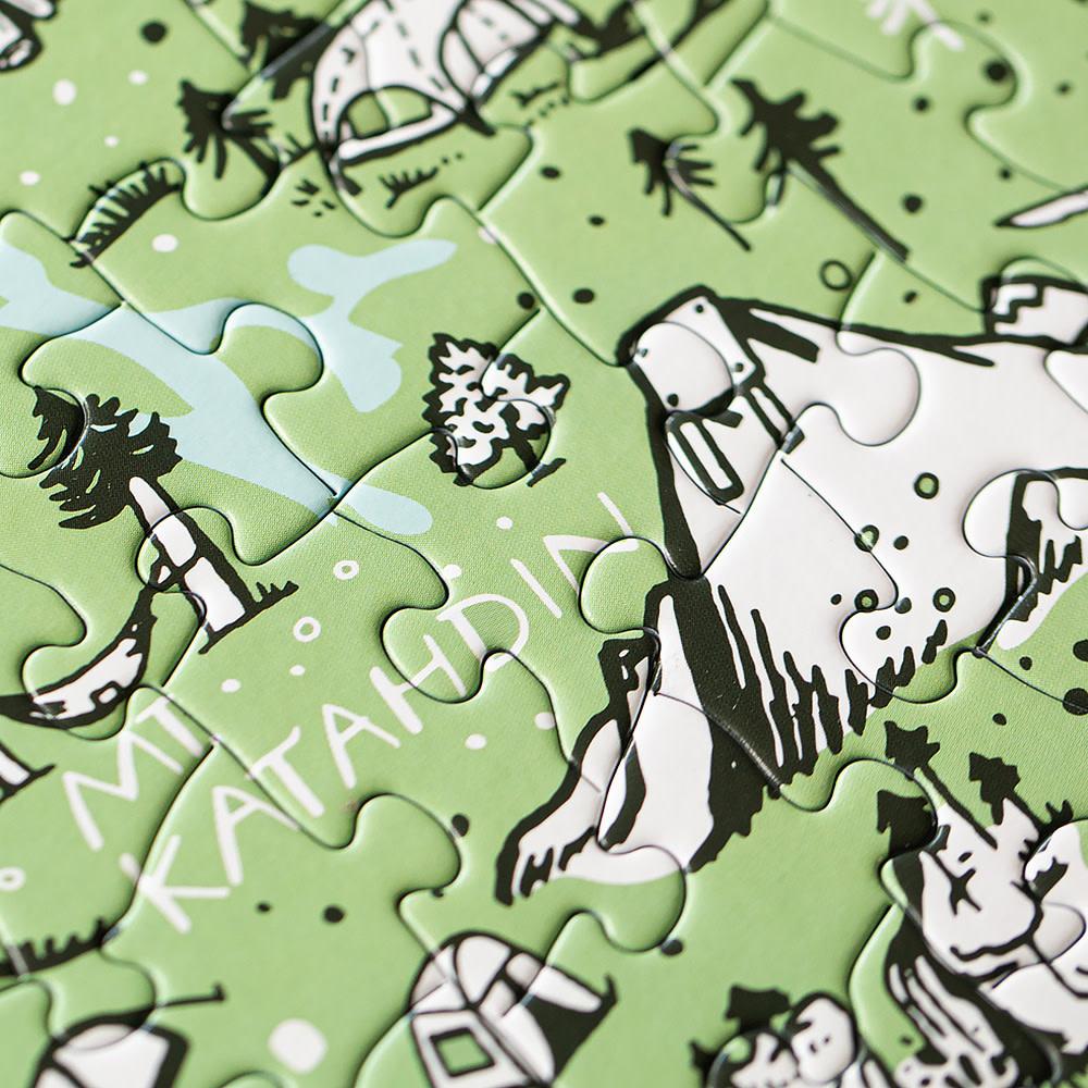 Maine State Puzzle