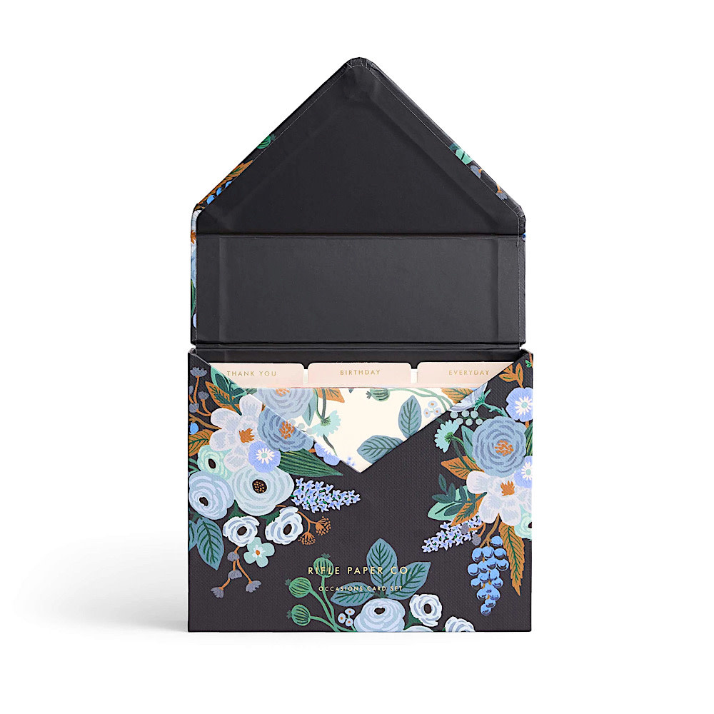 Rifle Paper Co. Rifle Paper Co. Mixed Floral Essential Card Box