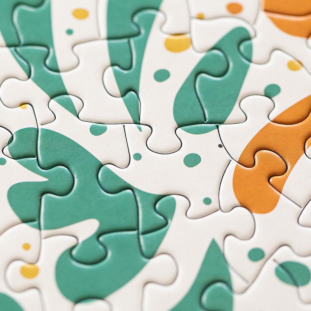 Flourish Jigsaw Puzzle - 500 Piece