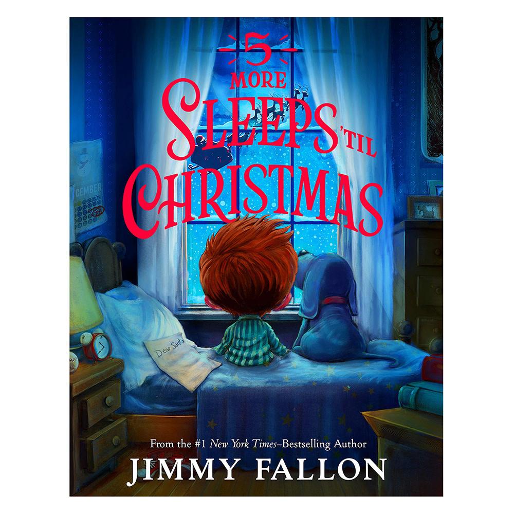 5 More Sleeps 'till Christmas by Jimmy Fallon