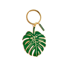 Idlewild Co. Idlewild Keychain - Monstera