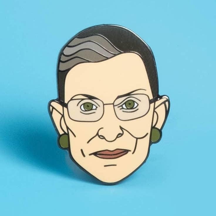 Dissent Pins - Ruth Bader Pinsburg Pin