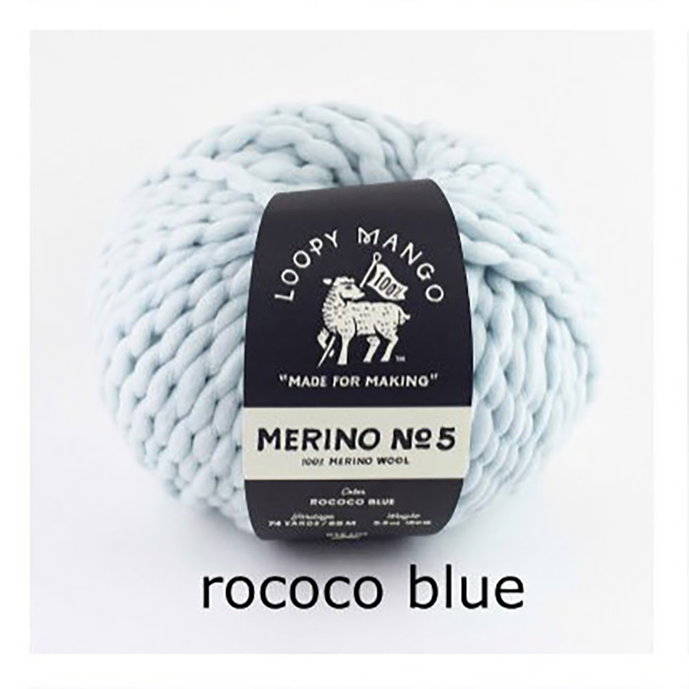 My First Hat Kit - Rococo Blue