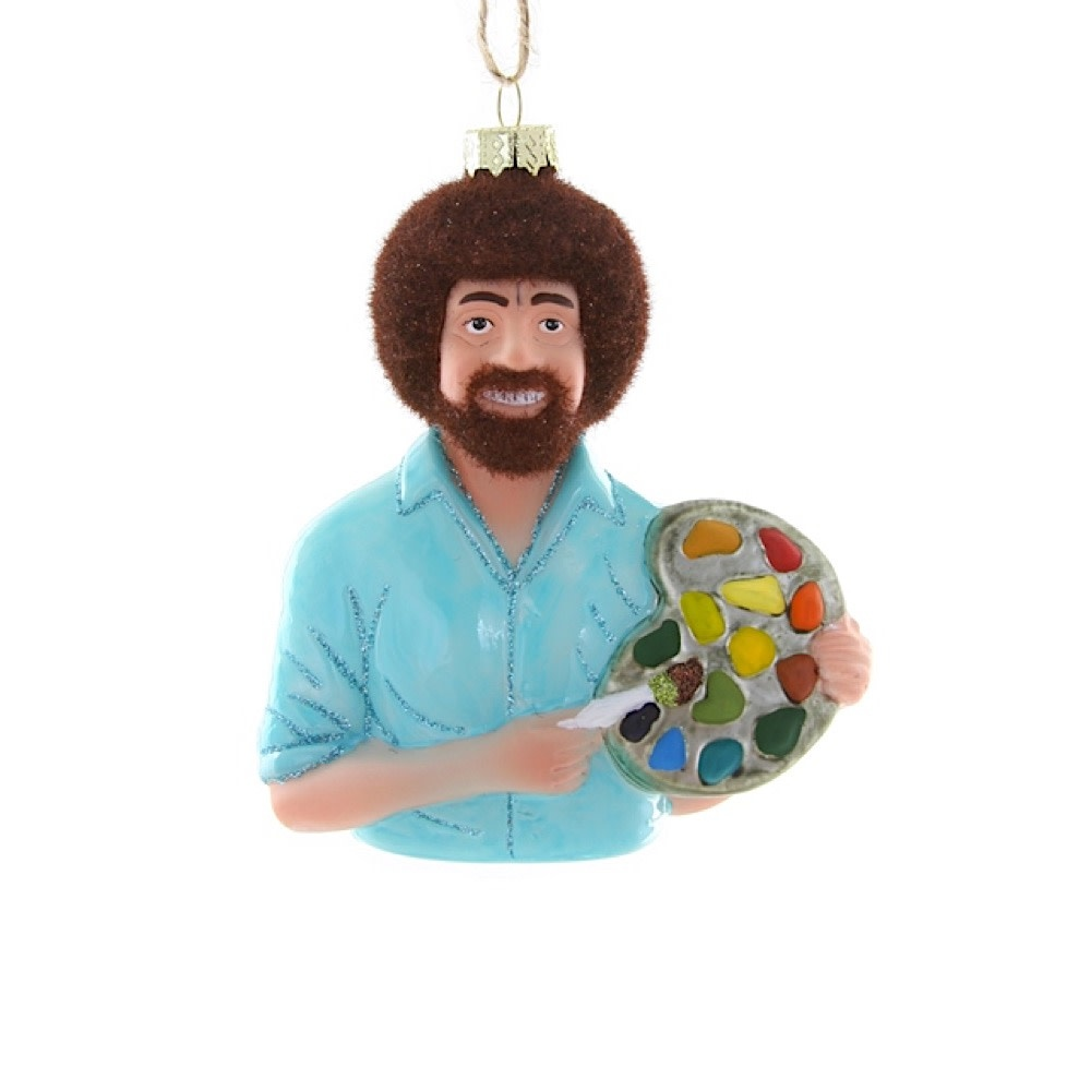 Cody Foster & Co Ornament - Happy Little Trees