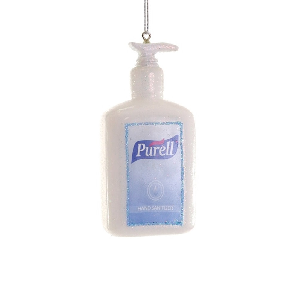 Cody Foster & Co Ornament - Hand Sanitizer
