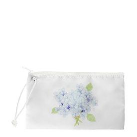 Sea Bags Sea Bags Sara Fitz - Hydrangea (Single) - Wristlet
