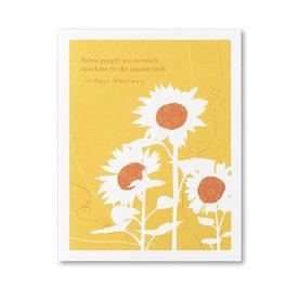Compendium Appreciation Card - Some People Are So Much Sunshine