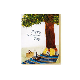 Small Adventure Small Adventure - Valentine Picnic Card
