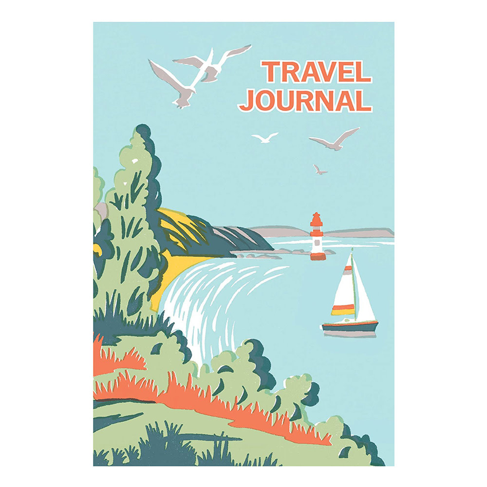 Chronicle Sukie Travel Journal: Coastal Getaway
