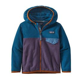 Patagonia Patagonia Baby Micro D Snap-T Jacket - Piton Purple