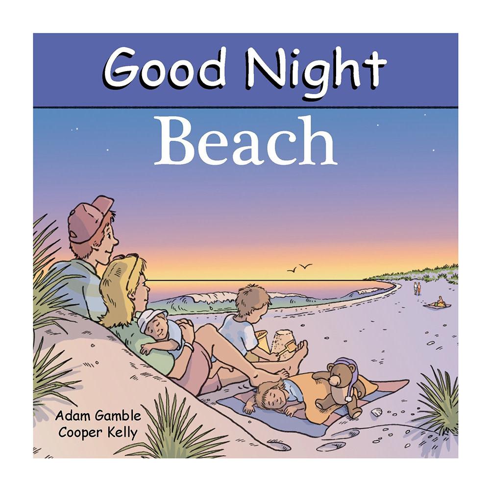 Penguin Good Night Beach - Board Book
