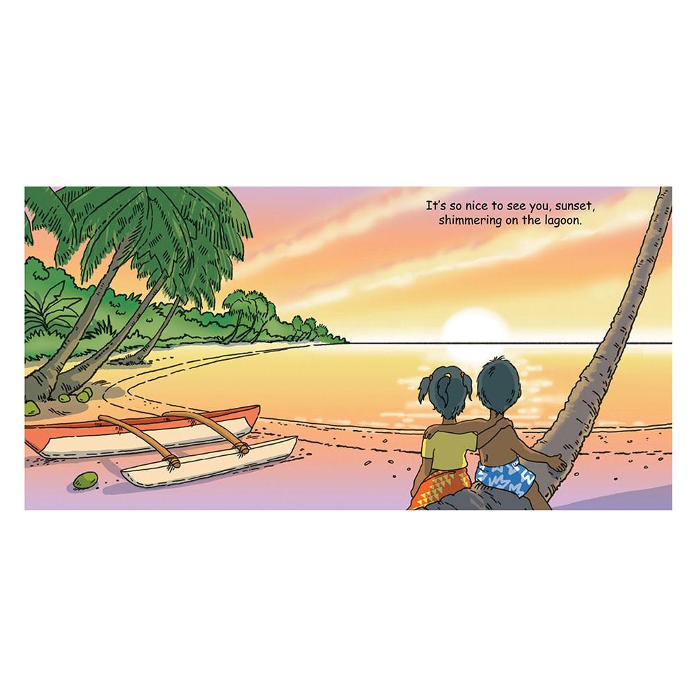 Good Night Beach - Board Book
