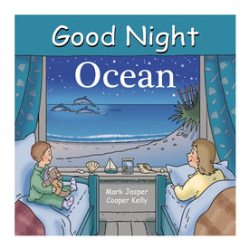 Penguin Good Night Ocean - Board Book