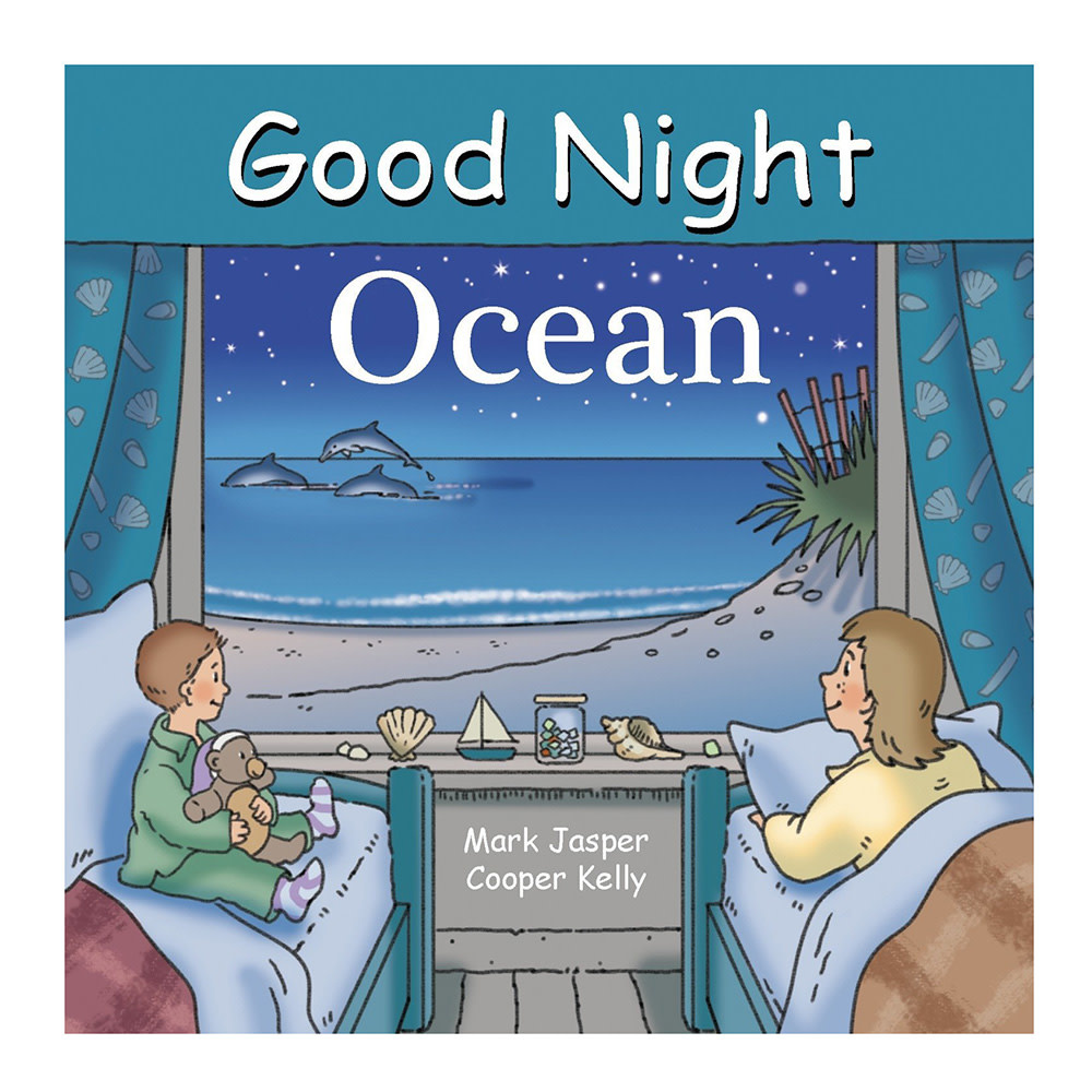 Good Night Ocean - Board Book