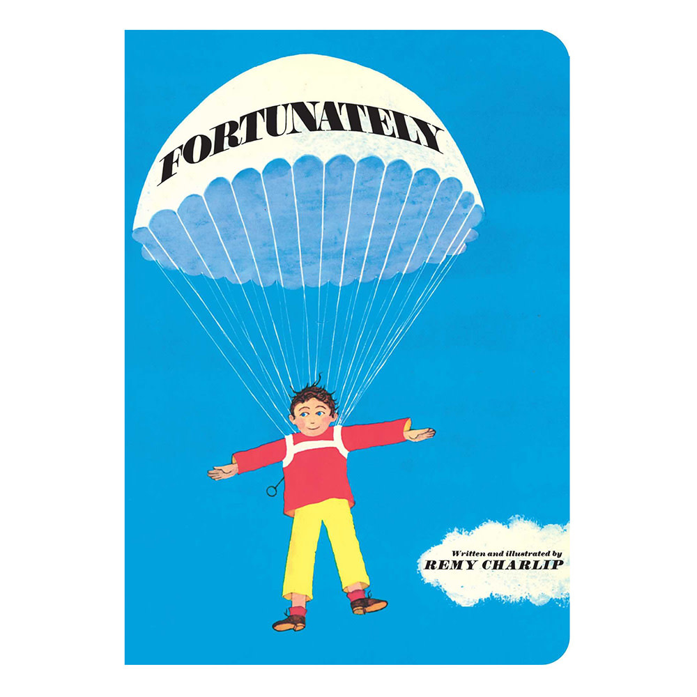 Fortunately Board Book