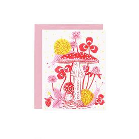 Oana Befort Oana Befort Card - Love You Snails
