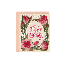 Oana Befort Oana Befort Card - Garden Birthday