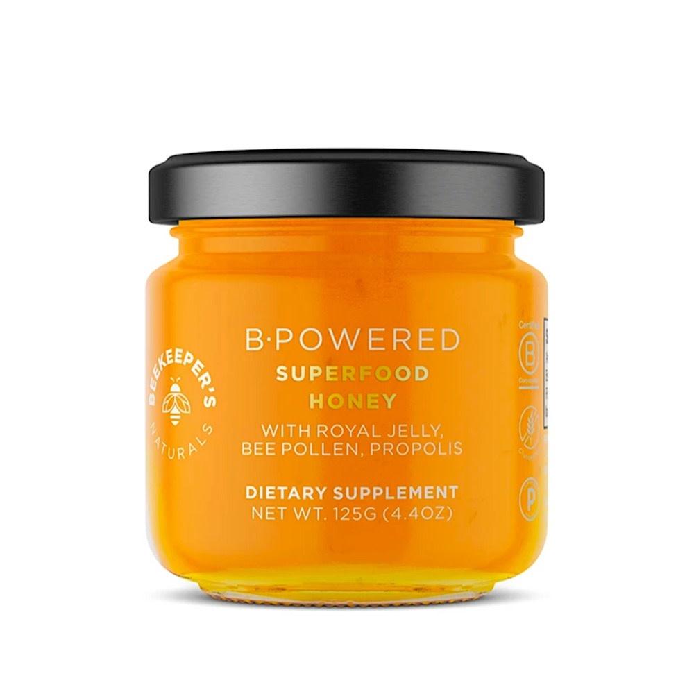 Beekeeper's Naturals - B Powered Superfood Honey
