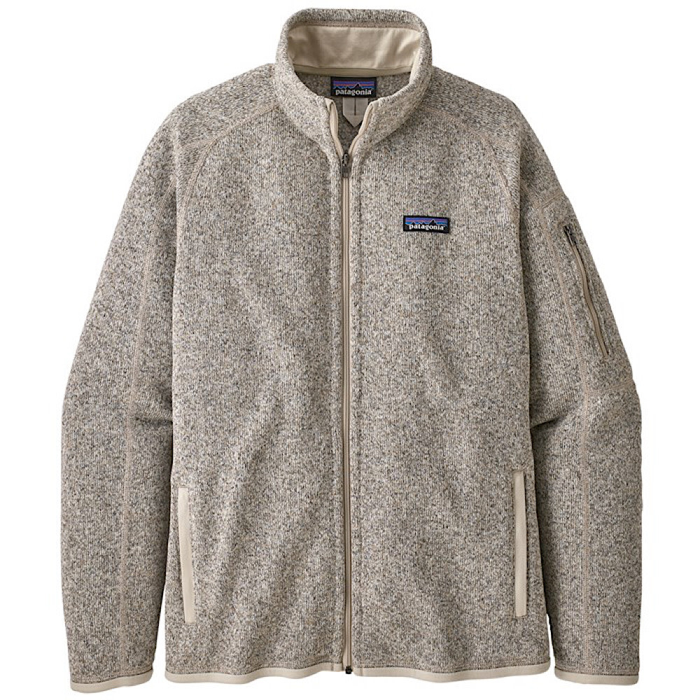 Patagonia Womens Better Sweater Jacket - Pelican