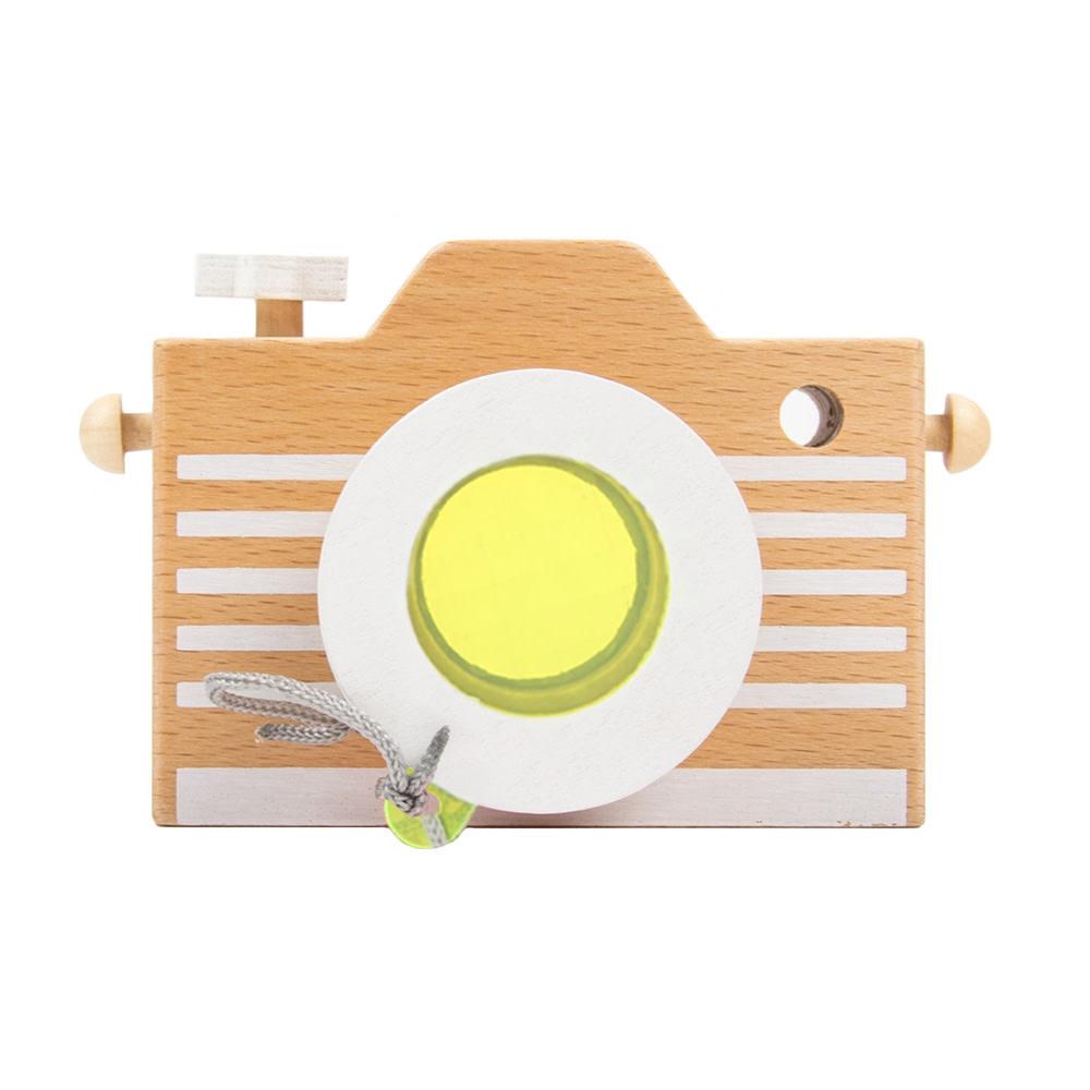 Kiko+ & gg* Kaleidoscope Toy Camera - Yellow