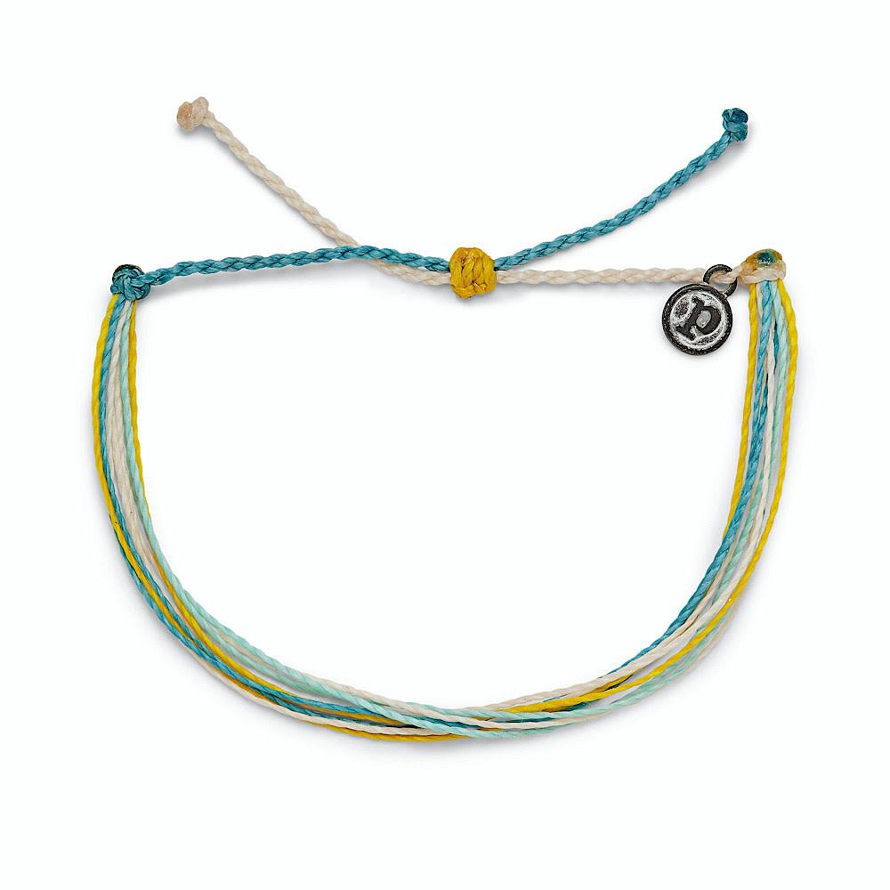 Pura Vida Original Bracelet - Bright Playa Bonita