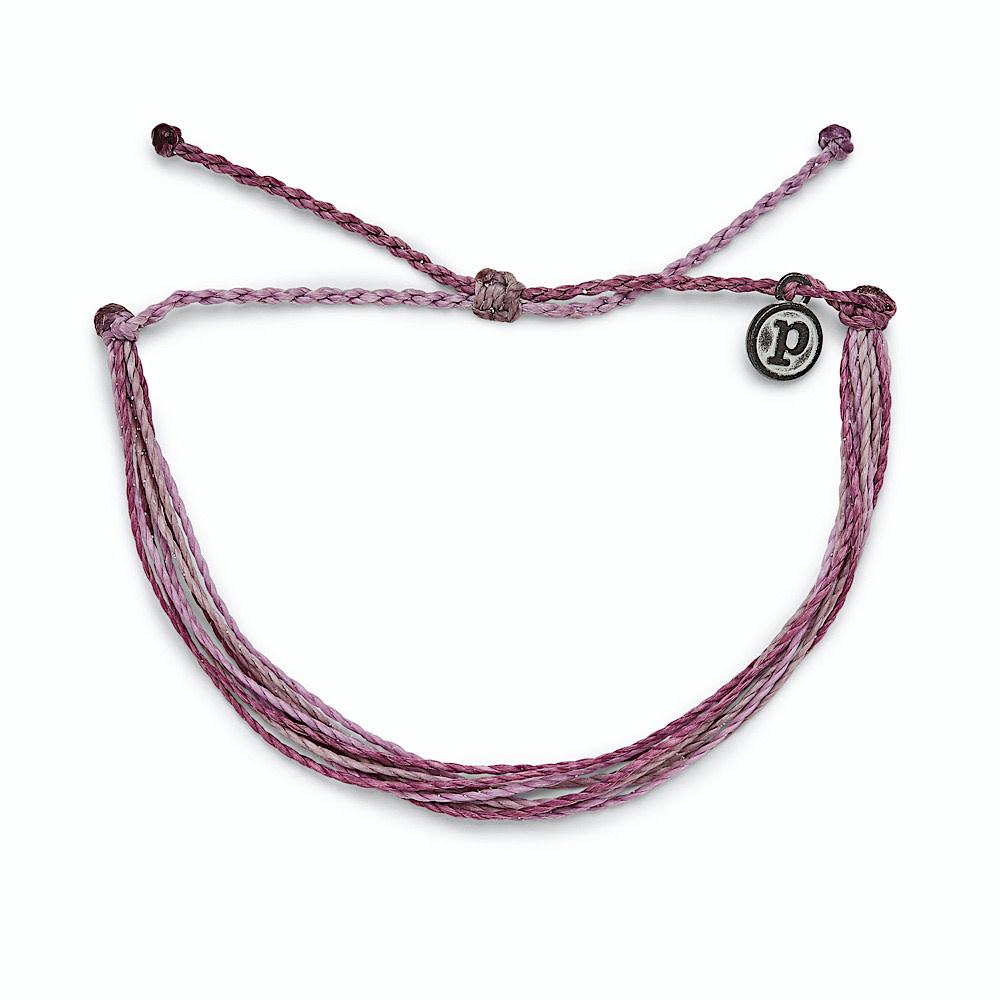 Pura Vida Pura Vida Original Bracelet - Bright Ultra Violet