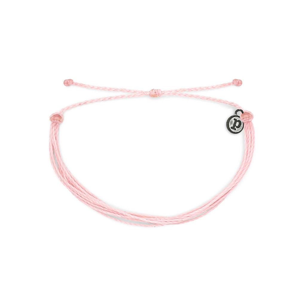 Pura Vida Original Bracelet - Classic Bubblegum Solid