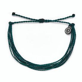 Pura Vida Pura Vida Original Bracelet - Classic Teal Solid