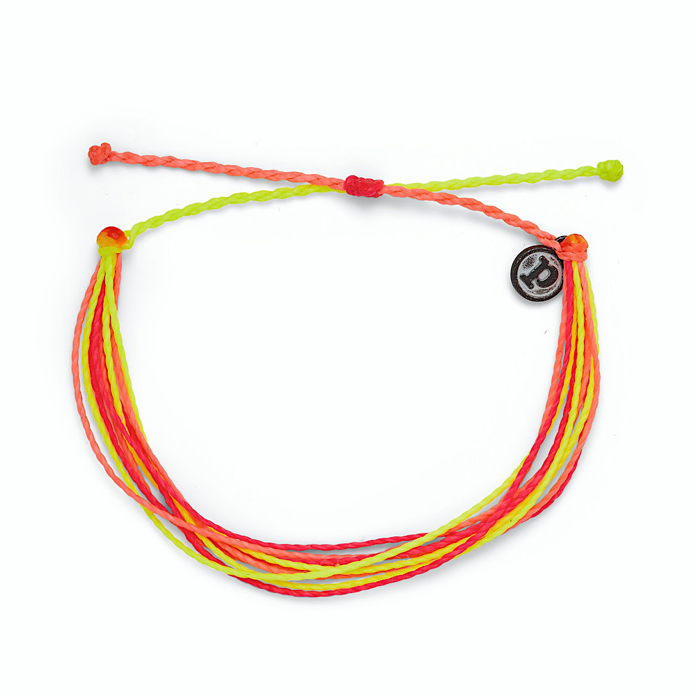 Pura Vida Original Bracelet - Classic Multi Festival
