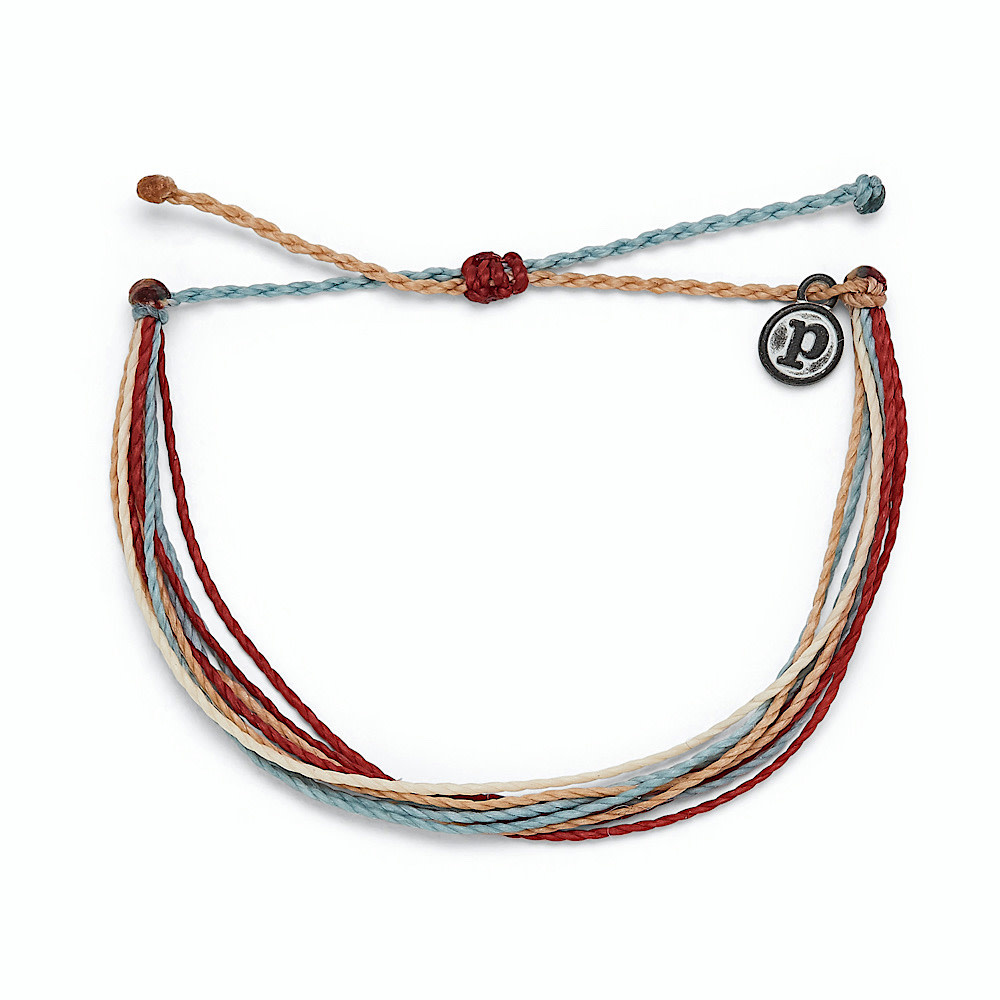 Pura Vida Original Bracelet - Classic Multi Sweater Weather