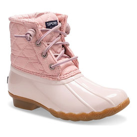 Sperry Sperry Big Kids SP Saltwater Boot - Blush