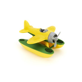 Green Toys Green Toys Seaplane - Assorted Green & Yellow